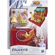 《 Disney 迪士尼 》冰雪奇緣2 基本場景遊戲組 - 安娜