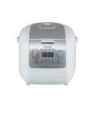 Toshiba 1.0L Micom Rice Cooker Model: RC-10NMFESG