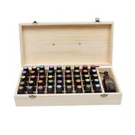多特瑞doterra精油收納木盒46格手提木箱 45 1格實木精油盒子