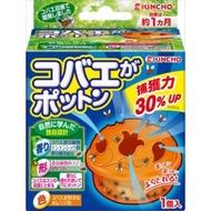 【日本製】【KINCHO 金鳥】果蠅誘捕盒 果蠅捕捉器 - 日本製