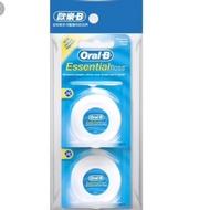 「全新」歐樂B  Oral-B 50M牙線無蠟 牙線 剩下單顆