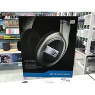 禾豐音響 送收納袋 宙宣公司貨保2年 SENNHEISER HD599 HD-599 耳罩耳機 另hd650