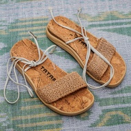 R'全新 德國勃肯 BIRKENSTOCK Tatami Symphonie 811203 灰 繞踝綁帶 羅馬涼鞋拖鞋