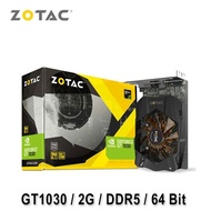 ZOTAC 索泰 GeForce GT 1030 2GB 顯示卡
