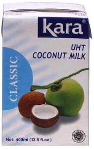 Coconut Milk Classic (UHT Natural) 13.5 fl oz (Pack of 6)