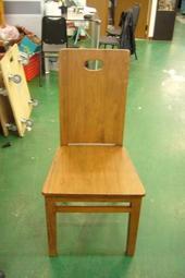 宏品二手家具P20零碼原木 柚木餐桌椅實木洽談椅