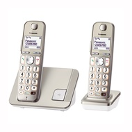 PANASONIC KX-TGE212CXN CORDLESS DECT PHONE ***1 YEAR PANASONIC WARRANTY***