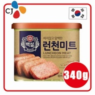 CJ - BEKSUL 韓國午餐肉 340g (三明治、部隊鍋、公仔麵最佳配搭)