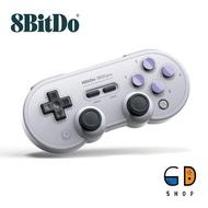 【8Bitdo】八位堂 Switch 副廠 SN30 Pro 藍牙無線手把 / 復古紫(#8bitdo #藍牙手把 #switch #SN30 #80DH)