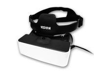 支援筆電 VISIONHMD大眼仔 高清個人劇院H2 輕巧頭戴式 穿戴式LCD液晶螢幕 顯示器非VR