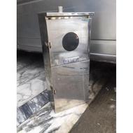 電表箱 白鐵箱 變壓箱 白鐵皮箱 高67 寬29 深19.5CM 二手