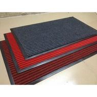 ⭐️加大尺寸-三色條紋地墊 蹭土墊刮泥墊 住家店家商家大門地毯