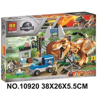 Boy Gift|Compatible With Lego Blocks, Jurassic World Park, Dinosaur Assembly, Building Block Toys, Children'S Boys Gifts