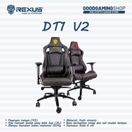 Rexus RGC DT1 V2 (Red) - Gaming Chair