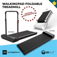 [Set] Xiaomi Kingsmith WalkingPad Foldable Treadmill R2 Pro   R1 Pro   R1S Pro   A1 Pro   C2 Pro   C1 Pro [ Global Edition, 1 Year Warranty, APP Control, 2 Modes, Run, Walk, Home Gym, Compact, Low Noise, Fitness, Equipment, Body Slimming, Appliance ]