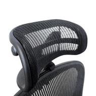 碳色/ 黑色網式頭枕--Aeron 2.0 專用(DIY自行組裝)
