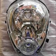 "SALE"" HMA ชุดโคมไฟหน้า SCOOPY-I (รุ่นแรก) motor อะไหล่มอไซค์ ของแต่งรถ ชุดแต่งรถ ชุดสี อะไหล่ ของแต่ง ชิ้นส่วนรถ ชิ้นส่วนอะไหล่"