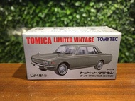 1/64 Tomica Toyota Crown Super Deluxe Silver LV-181b【MGM】