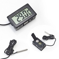 Digital LCD Probe Fridge Freezer Thermometer Thermograph