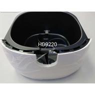 (隨貨附發票) 飛利浦 HD9220 氣炸鍋外鍋----白色或黑色