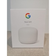 GOOGLE NEST WIFI 3 PACK / 3PCS OF ROUTER / 1 YEAR GOOGLE SINGAPORE WARRANTY