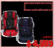 【買就送滑步車】JOIE Alevate 9個月-12歲汽座 JBD64700B / JBD64700R (兩色)