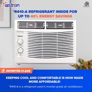 Brand New Astron Inverter Class .6 HP Aircon (window-type air conditioner-TCL60-MA) (Formerly Pensonic Aircon)