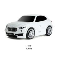 Maserati รถเข็นเด็กขนาด18นิ้ว,กระเป๋าเดินทางขึ้นเครื่องขนาดเล็กสำหรับนักเรียนเด็กผู้ชายเด็กผู้หญิง