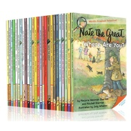 Nate the Great - (27 books) paperback, English books for children