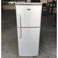 【全國二手傢俱館】SAMPO聲寶 雙門小冰箱SR-B12Q/120L/二手電冰箱/小型冰箱/二手冰箱/家用冰箱/二手家電