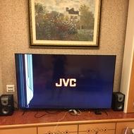 Jvc 65吋 T65 4k 電視 二手 中古 零件機 瑞旭 自取價!