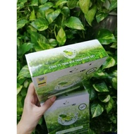 [Shop Malaysia] 💃💃 Green coffee beans for weight loss purify the body 1 box 10 pack - Cafe xanh thien nhien Viet 🇻🇳