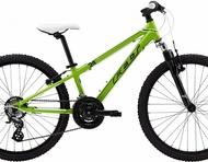 【7號公園自行車】FELT 24吋 青少年越野車 綠 適合身高145-155