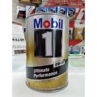 現貨 日本製 美孚 Mobil 1 0w40 0w-40 機油 鐵罐 AMG 美孚1號 金美孚 關東車材 產地直送