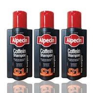 ALPECIN咖啡因洗髮露C1- 250ml*3入組