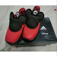 adidas米奇系列慢跑童鞋 15公分