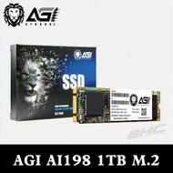 【AGI】1TB SSD PCIe固態硬碟(AGI亞奇雷AI198 1TB)