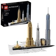 🎃免運🇬🇧英國直發✈️LEGO - 21028 紐約 建築系列 樂高 積木