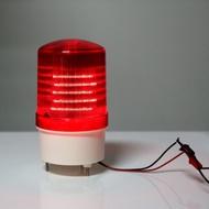 220V/12V/24V LEDไฟเตือนไฟสัญญาณBuzzerหมุนStrobe Flashไซเรนฉุกเฉินเสียงความสว่างHummer