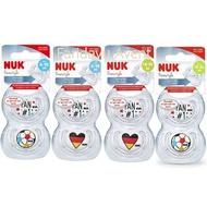 🇩🇪 NUK Football Edition (16-18m & 18-36m) Pacifier