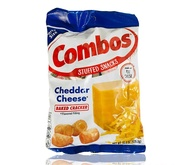 Combos Cheddar Cheese Party Size 425G