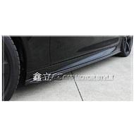 BMW F10 11-16 日規 3D-M 款 CARBON 卡夢 側裙 定風翼