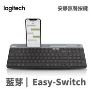 Logitech 羅技 石墨黑 K580 超薄 跨平台 藍牙鍵盤