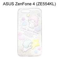 雙子星空壓氣墊軟殼 [流星] ASUS ZenFone 4 (ZE554KL) 5.5吋【三麗鷗正版授權】