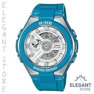 Casio Baby-G MSG-400-2A Regular Timekeeping Women's Watch / MSG-400-2ADR