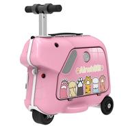 กระเป๋าเดินทางไฟฟ้า สกูตเตอร์กระเป๋าเดินทาง Airwheel SQ3 กระเป๋าเดินทางไฟฟ้าสำหรับเด็ก แบบ 2in1 ใช้เป็นสกู๊ตเตอร์ไฟฟ้าได้