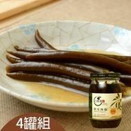 【台灣好農】台東天然剝皮辣椒_450g/罐_4罐組(剝皮辣椒)