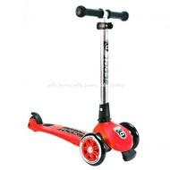 奧地利 Scoot&Ride Cool飛哥滑板車-紅