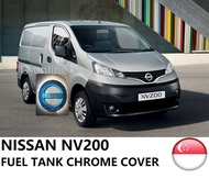 ★Nissan NV200 Chrome Fuel Cover★NV200 Accessories★NV 200 Accessories★Chrome Cover★Fuel Tank Cover★
