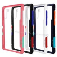 TGViS 極勁2代 三星 Samsung Galaxy Note10 個性撞色防摔手機殼 保護殼
